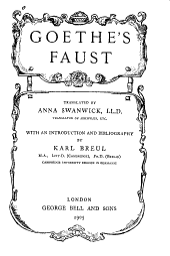 Goethe's Faust: Part 2