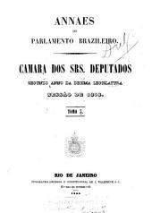 Annaes do parlamento Brazileiro: Partes 3-4