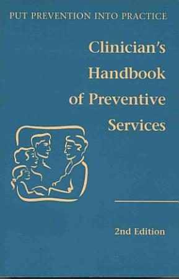 Clinician s Handbook of Preventive Services PDF