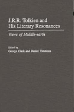 J R R  Tolkien and His Literary Resonances PDF