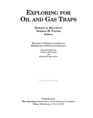 Exploring for Oil and Gas Traps PDF