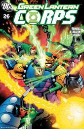Green Lantern Corps (2006-) #26