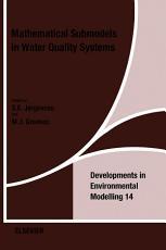 Developments in Environmental Modelling PDF