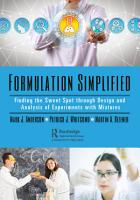 Formulation Simplified PDF