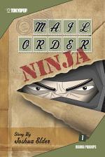 Mail Order Ninja manga volume 1