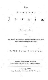 Der Prophet Iesaia