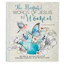 Illustrated Words Jesus for Women Devotional Book