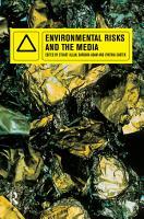 Environmental Risks and the Media PDF