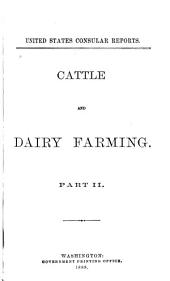 Cattle and Dairy Farming: Part 2