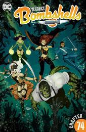 DC Comics: Bombshells (2015-) #74