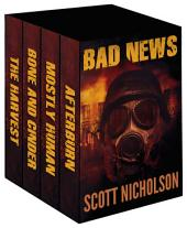 Bad News Box Set: Four Chilling Thrillers