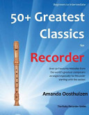 50+ Greatest Classics for Recorder