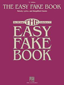 The Easy Fake Book  Songbook  PDF