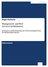 Management  und Web Services Architekturen PDF