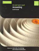 Accounting A Level and AS Level