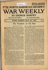 Harvey's Weekly: Volume 1, Issue 21
