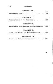 The parish and the priest, colloquies on the pastoral care and parochial institutions of a country village [by F.E. Paget].