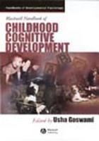 Blackwell Handbook of Childhood Cognitive Development PDF