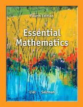 Essential Mathematics: Edition 4