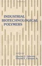Industrial Biotechnological Polymers