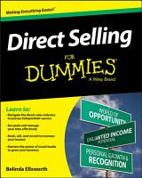 Direct Selling For Dummies PDF