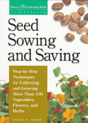 Seed Sowing and Saving PDF