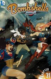 DC Comics: Bombshells (2015-) #31