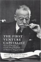 The First Venture Capitalist PDF