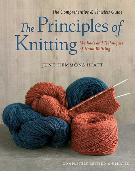 Download The Principles of Knitting Book