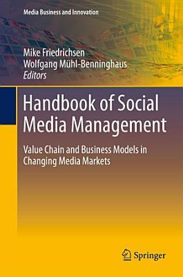 Handbook of Social Media Management PDF