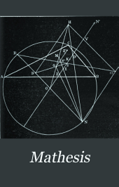 Mathesis: recueil mathématique, Volume7