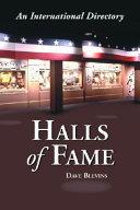 Halls of Fame PDF