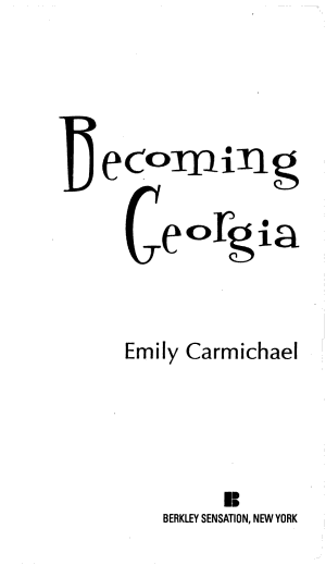 Becoming Georgia
