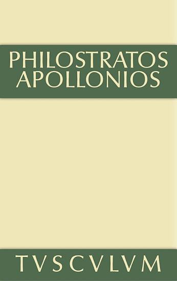 Das Leben des Apollonios von Tyana PDF