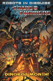 Transformers: Robots in Disguise #8
