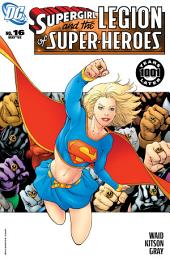 Supergirl and The Legion of Super-Heroes (2006-) #16