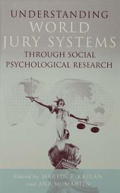 Understanding World Jury Systems Through Social Psychological Research