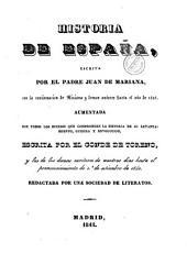 Historia de Espana: Volúmenes 16-18