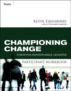 Championing Change Participant Workbook PDF