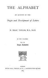 Aryan alphabets