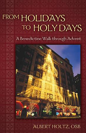 From Holidays to Holy Days PDF