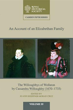 An Account of an Elizabethan Family PDF