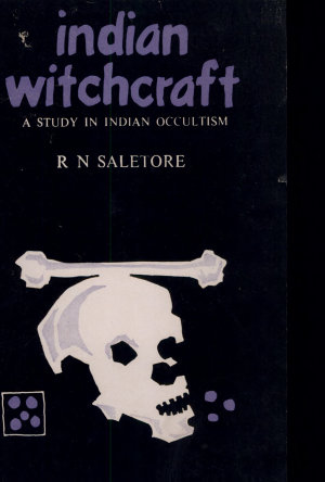Indian Witchcraft PDF
