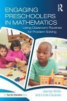 Engaging Preschoolers in Mathematics PDF
