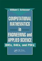 Computational Mathematics in Engineering and Applied Science PDF
