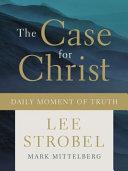 The Case for Christ Devotional PDF