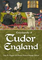 Encyclopedia of Tudor England PDF