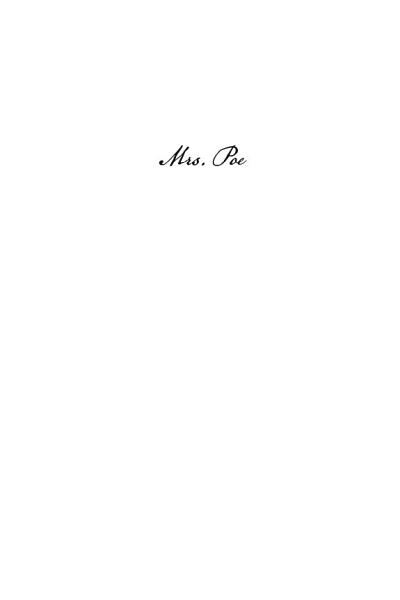 Download Mrs  Poe Book