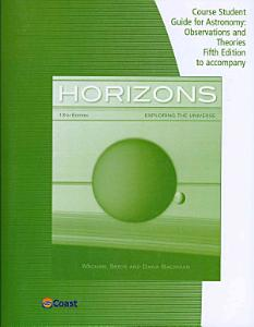 Telecourse Study Guide for Seeds/Backman's Horizons: Exploring the Universe