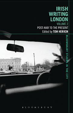 Irish Writing London  Volume 2 PDF